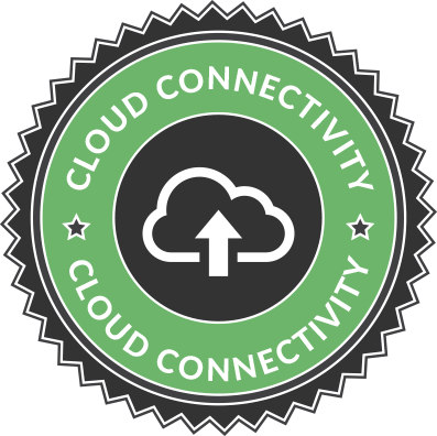 solar panel cloud connection icon