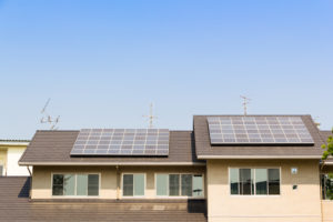 Salt Lake City solar powered homes